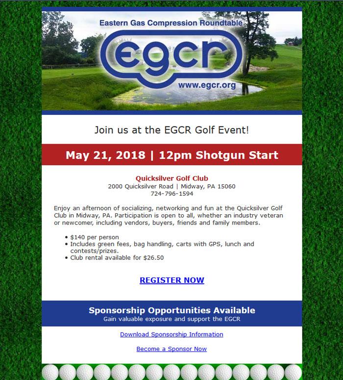 EGCR Golf Event 2018