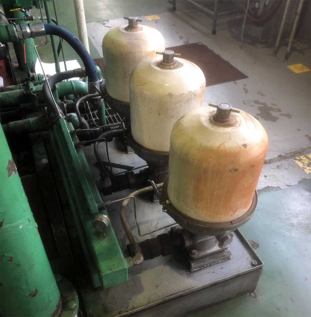 Centriful Oil Filters