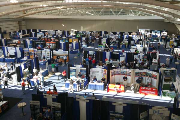 EGCR Exhibit Hall 2016