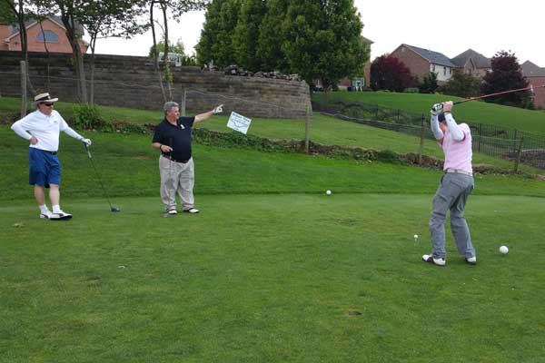 Golf at the EGCR